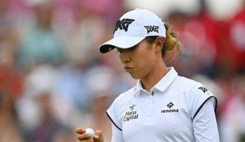 LPGA: Lydia Ko in third place after three rounds at the Evian Championship