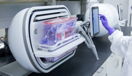 High-tech 'cocoons' aim to speed up cancer therapy trials