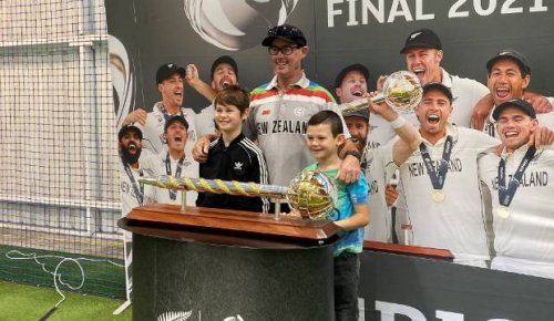 Cricket fans happy to see world-beating Black Caps as tour starts in Whangārei