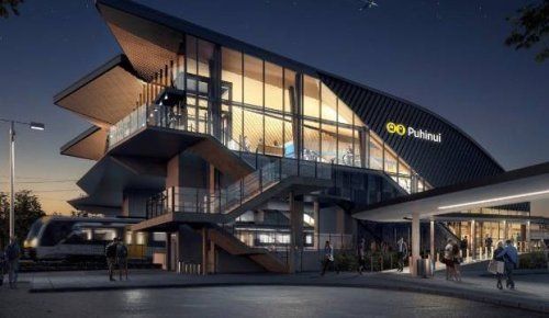 Puhinui Station: $69 million transport hub opens in south Auckland