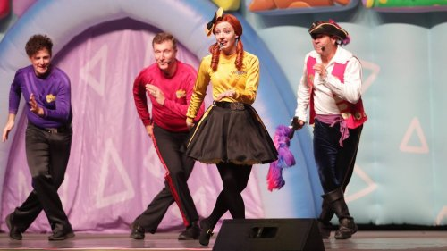 Review: The Wiggles in Christchurch — guest starring Richie McCaw