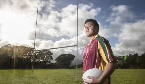 Ten-year-old rugby league player inadvertently called out by Duncan Garner, but broadcaster claims mistaken identity