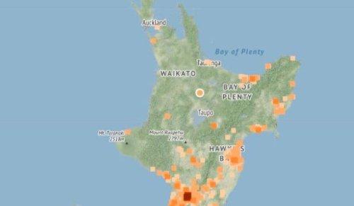 Magnitude 5.1 earthquake rattles North Island