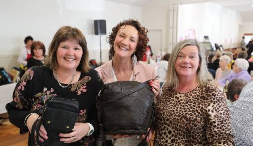 Bags galore at Hospice South Canterbury Hospice fundraiser
