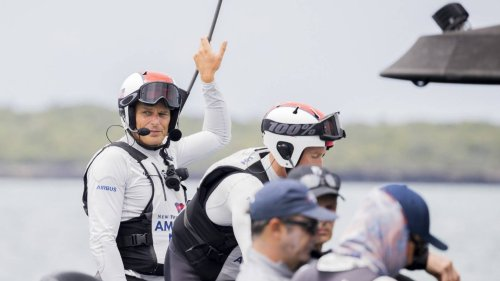 America's Cup: Where to now for Dean Barker?