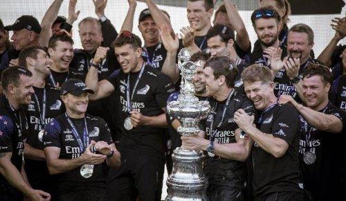 America's Cup: Team NZ stars Peter Burling and Glenn Ashby reveal their big regret