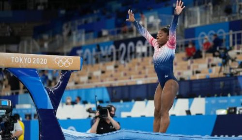 Olympics live: Simone Biles returns for balance beam final, Kiwi cyclists lock in bronze showdown
