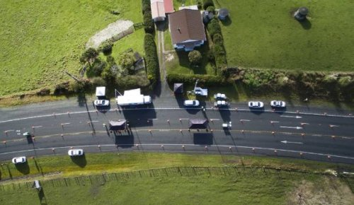 Police officer allegedly breached Auckland border control for funeral
