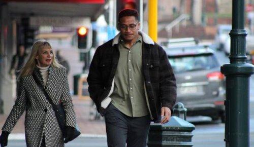 All Black Shannon Frizell offered diversion over Dunedin bar assault