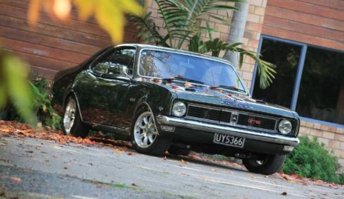 1970 Holden Monaro GTS is an original icon