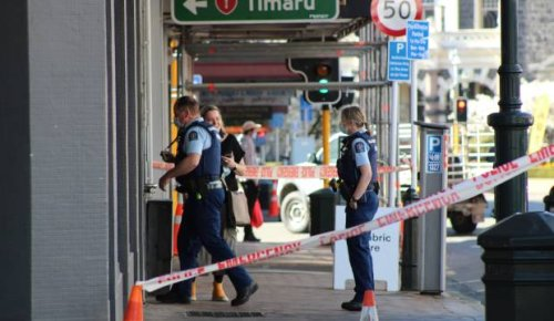 Suspicious package which saw Corrections office evacuated 'not of concern'