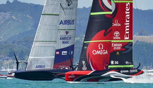 America's Cup: Devil in detail - New York plan would restrict NZ hosting rights
