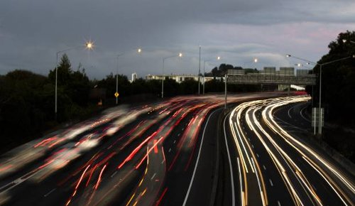 Auckland traffic live: Traffic eases following evening commute