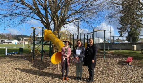Taihape parents secure funding for new state-of-the-art playground