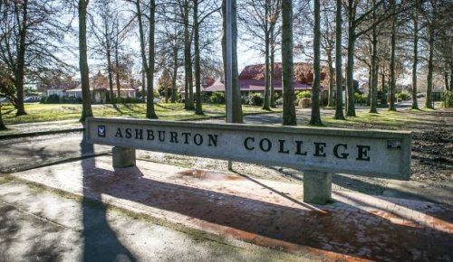 Cameras installed in special needs unit of Ashburton College