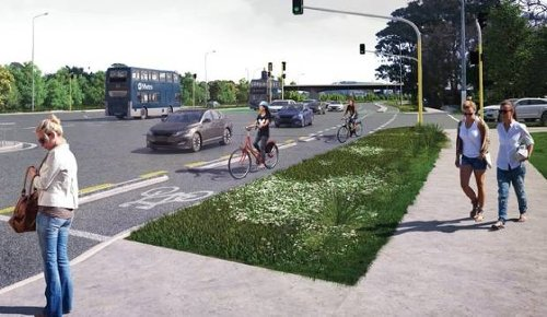 Funding squeeze slows Auckland's $1.4b Eastern Busway