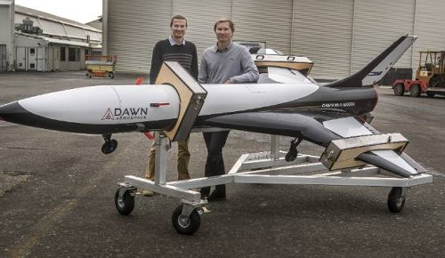 Christchurch aerospace company to launch space planes from Colorado space port