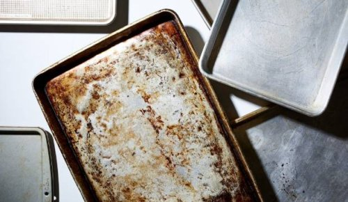 How to clean and care for your baking trays - and worry less about how they look