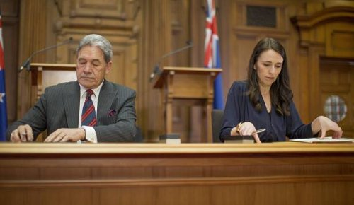 Labour ends attempt to repeal 'dead rat' Waka Jumping law