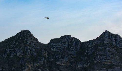 Man stable after paraglider crash at Te Mata Peak