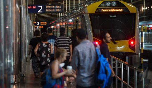 Trains across Auckland cancelled or delayed due to bad weather and flooding