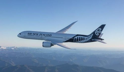 Air NZ resumes Taiwan passenger service for first time since pandemic began