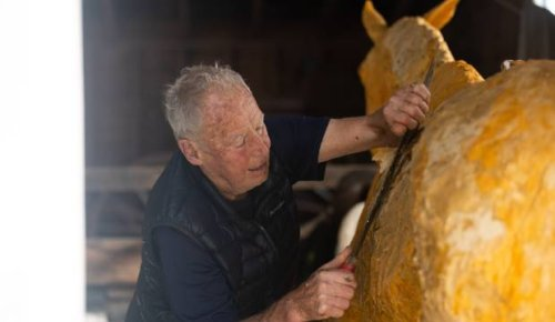 Sculptor's family delighted Kiwi tribute will be installed at Waverley