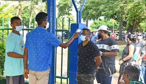 Covid-19: Fiji outbreak hits 100 cases with nine clusters under investigation