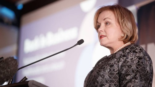 Judith Collins says high house prices lead to 'politics of envy' and support for left-wing policies