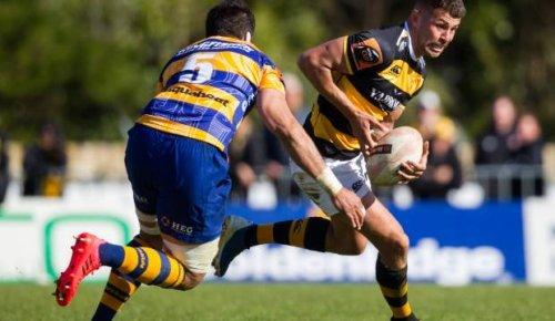 Taranaki v Wellington live - National Provincial Championship, round three