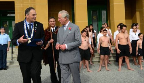 Prince Charles and Camilla make secret donation to Westport flood relief