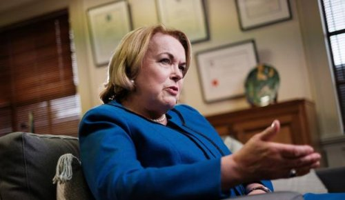 Covid-19 NZ: Judith Collins says she would be more comfortable with vaccine mandates if they had a sunset clause