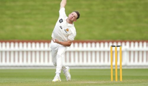 Nathan Smith puts Firebirds in sight of win; injury worry for Black Cap Rachin Ravindra