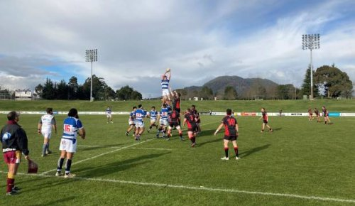 Work to do for Manawatū after pre-season rugby losses in Taupō
