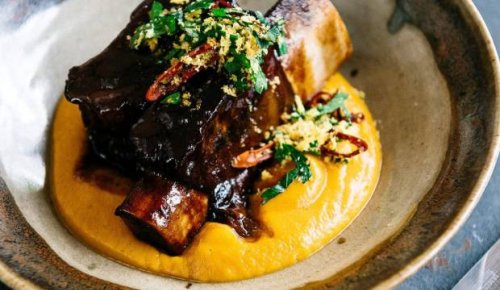 Recipe and wine match: Al Brown's beef short ribs