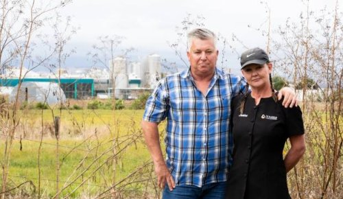 Dairy factory's rural neighbours preparing for battle over wastewater plant