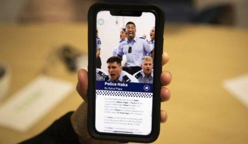 Police create te reo app to make Māori language just a click away