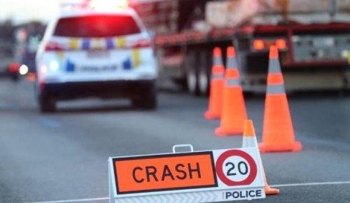 Crash blocks State Highway 2 at Remutaka Hill, motorists urged to delay travel