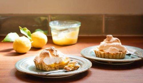 Recipe: Mini meringue tarts