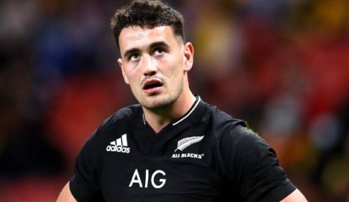 All Blacks vs Springboks: Will Jordan aiming to rise to the occasion in aerial battle