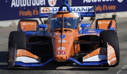 Scott Dixon claims podium finish in IndyCar decider