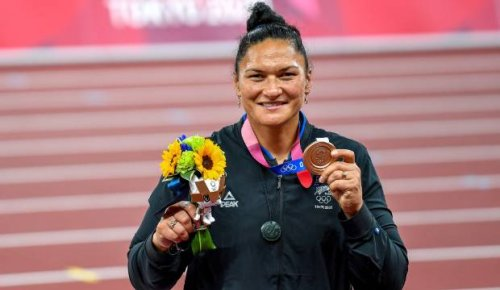 Tokyo Olympics: Valerie Adams joyous with a bronze medal finish that is as good as gold