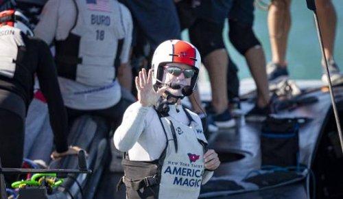 America's Cup: American Magic skipper's big regret and future fears