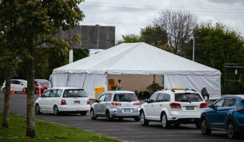 Covid-19: Prime Minister calls on all Clover Park residents to get tested
