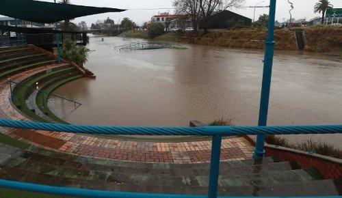Marlborough park and road closures due to heavy rain