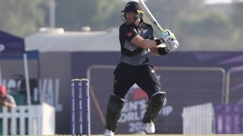 Black Caps lose T20 World Cup warm-up to England, but Martin Guptill shows good form