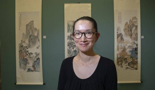 Scroll with it: Rare Chinese art on show at Hamilton's Welcome Swallow gallery