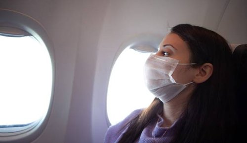 Covid-19 denier boasts about flying without a mask with special exemption card
