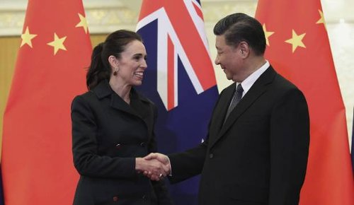 Jacinda Ardern says New Zealand's new stance on Five Eyes isn't a backdown to China