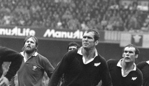 Wales centre Steve Fenwick still laments All Blacks' 'disgraceful' 1978 lineout dive